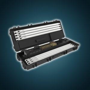 ASTERA FP1   TITAN - 8x Titan FP1, Ladekoffer, Zubehör & Astera-Funkbox